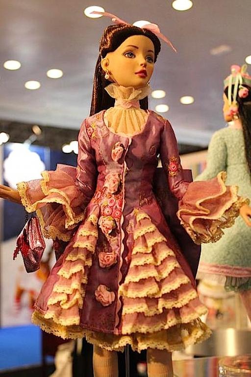 5acedc721c5 Коллекционные куклы Тоннер - Новости в мире кукол